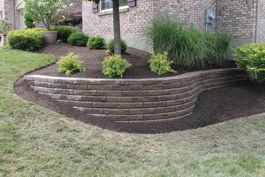 Beautiful Landscaping Retaining Wall Ideas Landscaping 97